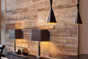 Réchauffer son intérieur avec une décoration intérieure en bois