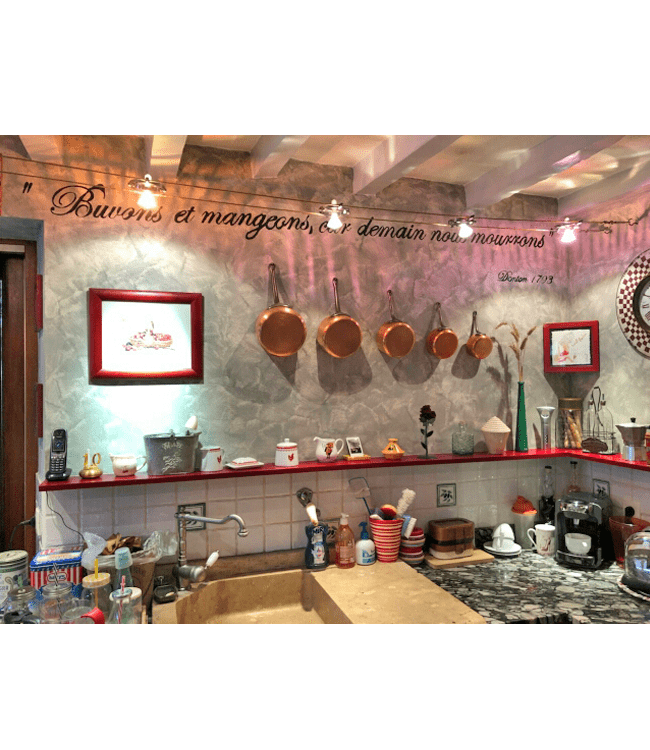 Travaux interieurs : Peinture decorative a Sens - Peintres Decorateurs