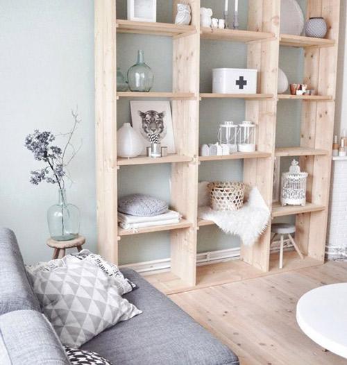 Decoration interieure en bois, Ambiance contemporaine - Peintres Decorateurs Onip