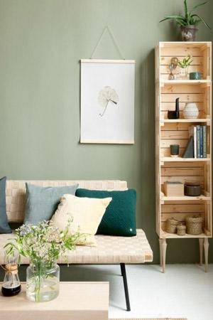 Decoration interieure en bois, Bois brut - Peintres Decorateurs