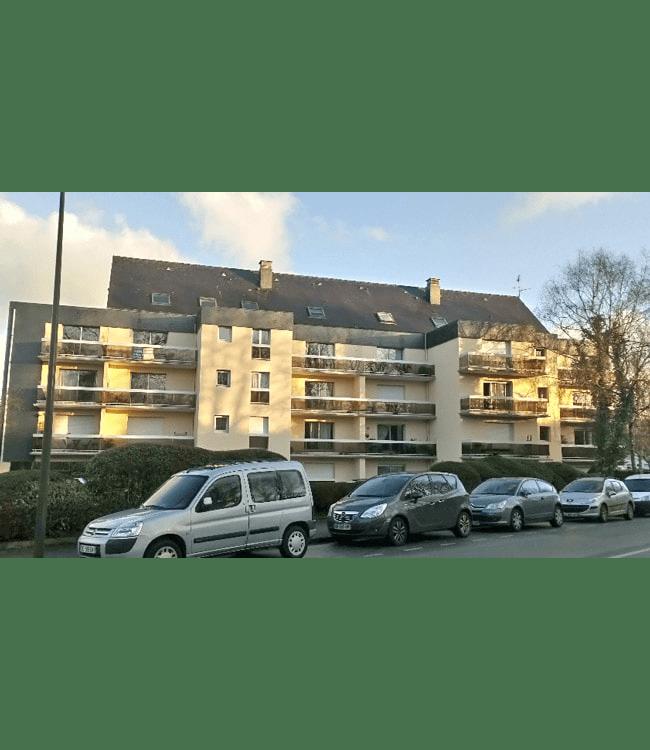 Travaux exterieurs, Ravalement de facade a Chartres - Peintres Decorateurs