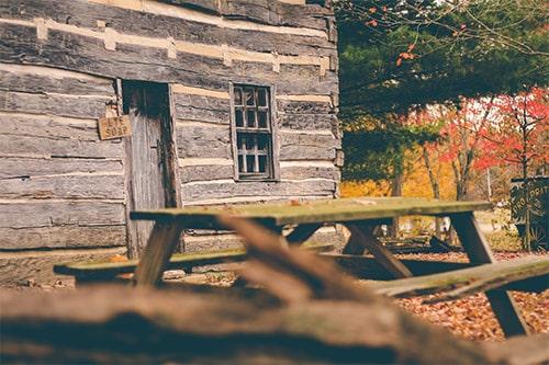entretenir mobilier de jardin banc table en bois