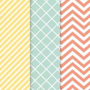 Le style géométrique s'invite dans la décoration de votre intérieur