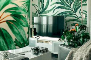 La tendance tropicale jungle s'invite dans votre maison